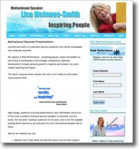 LisaSpeaks.com