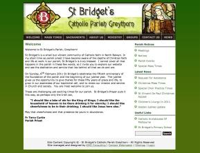St Bridget's Parish Greythorn