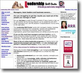 Leadership Skill Center
